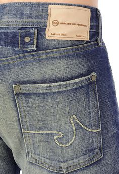 30'S Straight - Steamer Iron | AG Jeans Official Store