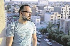 Der digitale Bilderschaden - Hossein Derakhshan (hier in Teheran) sieht die Errungenschaften der Aufklärung gefährdet.