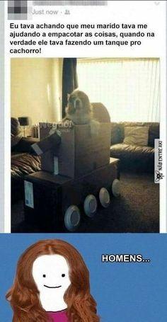 O cachorro agora é um soldado