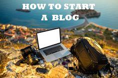 How to Start a Blogging Website
