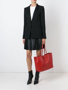 #saintlaurent #bag #tote #red #shopping #women #fashion www.jofre.eu