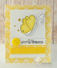 Butterfly Love : Your Next Stamp