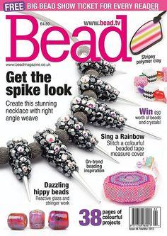 "Bead Magazine | Flickr - Photo Sharing!             design ""Sian Nolan"""