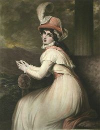Lady Hamilton as Ambassadress by George Romney