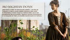 Outlander, serie de Starz basada en las novelas de Diana Gabaldon. En España a través de Movistar.: Forastera. Starz Newsletter 4.