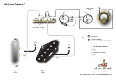Bill Kirchen-Telecaster Wiring Diagram