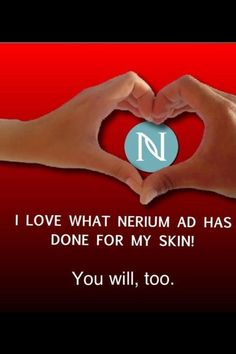 To give nerium a try go to  www.marylorentz.nerium.com