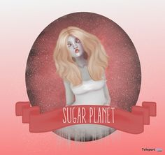 Sugar Planet Hair and Neutral Color HUD Group Gift by Mello