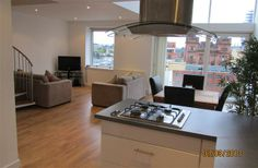 2 Bedroom Apartment in Glasgow to rent from £640 pw. With wheelchair access, balcony/terrace, Telephone, TV and DVD.
