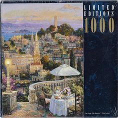 Limited Editions 1000 Pieces My Balcony By Cao Yong