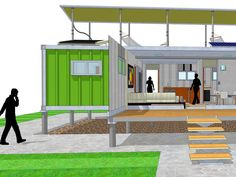 Container house design software free and shipping container home designs and plans. Shipping Container Home Designs, Container House Plans, Container House Design, Home Design Software Free, Floor Design, Open Floor, Gazebo, Outdoor Structures, Flooring