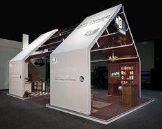 MG: Mansion of Mystery - MG Design | Trade Show Exhibits, Meetings, Events, Environments ...By Design