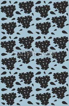 Little Flowers Pattern Design Vector Pattern, Pattern Design, Little Flowers, Vector File, Surface Design, Delicate, Patterns, Block Prints, Pattern