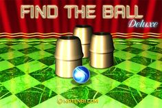 find-the-ball android app