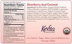 Strawberry Acai Coconut KeVita™