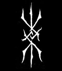 Hades Tattoo, Rune Tattoo, Badass Tattoos, Body Art Tattoos, Stammestattoo Designs, Cherub Tattoo, Cool Symbols, Bloodborne Art, Flame Art