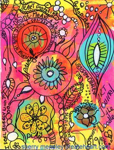 Love the Doodle