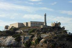 Alcatraz prison in July 2010.