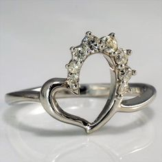 Browse our collection of Vintage, Antique and Estate Engagement Rings and Jewellery. Estate Engagement Ring, Modern Jewelry, Heart Ring, Antiques, Vintage, Antiquities, Antique, Engagement Ring, Heart Rings