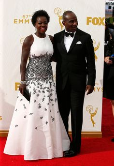 Emmy Red Carpet Fashion - The 67th Primetime Emmy Awards on Sunday night in Los Angeles, brought - The New York Times