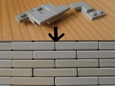 another wall technique | Build pairs of a corner plate and t… | Flickr