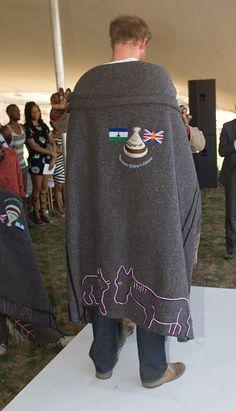 Prince Harry Visits Africa - Day 1 on November 26, 2015 in Maseru, Lesotho.