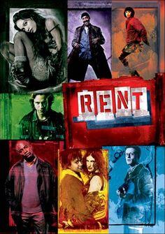 Rent (2005) - FilmAffinity