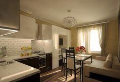 планировка кухня столовая  12 кв.м: 25 тыс изображений найдено в Яндекс.Картинках