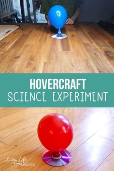 You need to try this with your kids, it will be a hit. My kiddos are always asking for hands-on science activities, even if it's one we have done over and over like this Hovercraft Science experiment project. for kids Hovercraft Science Experiment Science Experiments For Preschoolers, Science Projects For Kids, Cool Science Experiments, Science For Kids, Preschool Science Activities, Fair Projects, Science Classroom, Space Activities, Project For Kids