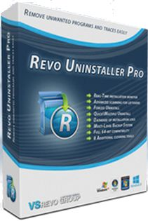 Revo Uninstaller Pro 3.1.4 Giveaway