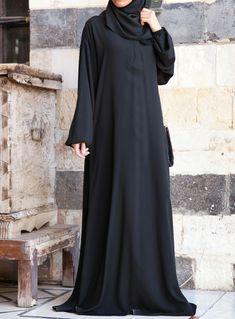 Hijab Fashion 2016/2017: SHUKR USA | One-Piece Abaya and Prayer Outfit