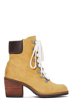 Shoe Cult Trekking Boot | Shop Shoes at Nasty Gal