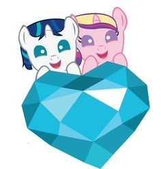 Baby cadence with baby shining armor - Google Search
