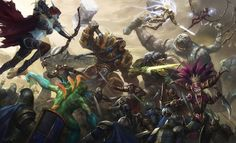 Heroes of the Storm Heroes of the Storm vs League of Legends I have played both Heroes of the Storm, and League of Legends, and I definitely prefer Heroes of the Storm, and here is why… More Team Based In LoL, each player has their own experience, their own items, their own gold, and often … Continue reading Video Games →