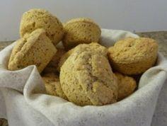 Vegan corn muffins yum!
