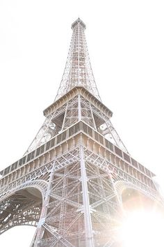 Eiffel tower : love this photo of the Eiffel