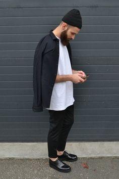 Plain, simple, but yet stylish.