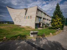 Maison de la Jeunesse et de la Culture - Le Corbusier