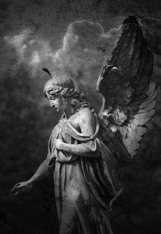 Angel Photograph  - Angel Fine Art Print  Marc Huebner