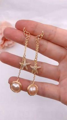Diy Jewelry To Sell, Jewelry Making Tutorials, Wire Jewelry Designs, Jewelry Patterns, Jewelry Design Earrings, Jewelry Ideas, Diy Schmuck, Schmuck Design, Armband Tutorial