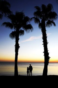 Sunrise along the shoreline in Kemah, TX. (Photo: Houston Chronicle)