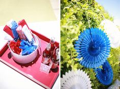 4th of July Party Decorations #ideas