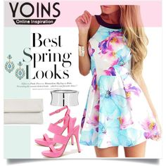 YOINS by amra-mak on Polyvore featuring moda, Fahrenheit, Whistles and H&M
