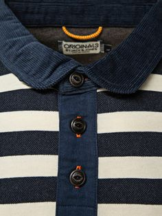 Babtiste Polo, Dress Blues, main