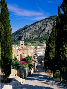 Pollensa, Mallorca, Balearic Islands, Spain Photographic Print by John Miller Places Around The World, Oh The Places You'll Go, Places To Travel, Places To Visit, Around The Worlds, Ibiza, Wonderful Places, Beautiful Places, Puerto Pollensa