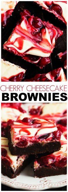 Cherry Cheesecake Br