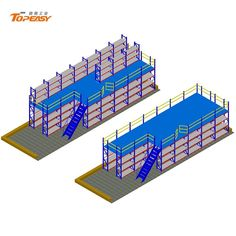 Mezzanine Floor, Warehouse Design, Tool Rack, Powder Coat Colors, Steel Racks, Racking System, Square Meter, Steel Structure, Beams