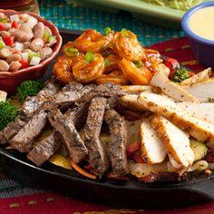 Abuelo's Rocks! Margaritas, chips and habanero salsa, and chicken fajitas... Yum!