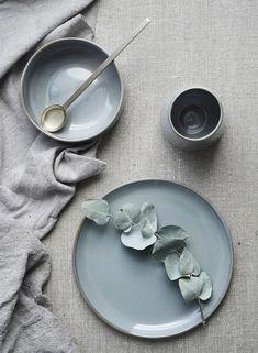 Schönes Geschirr: Styling and photo by Riikka Kantinkoski for Ferm Living