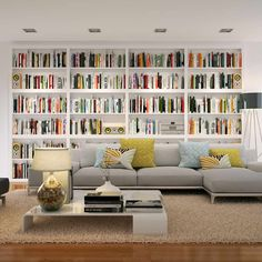 Home Library par Piwko-Bespoke Fitted Furniture | homify